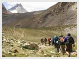 Sabu Nubra Valley Trekking Tour